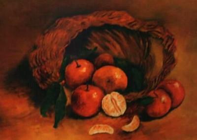 Cesto di mandarini – Cod. NM3